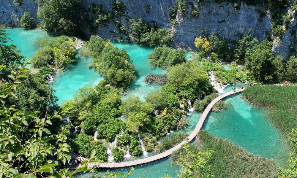 Naturschönheiten im Landkreis Zadar