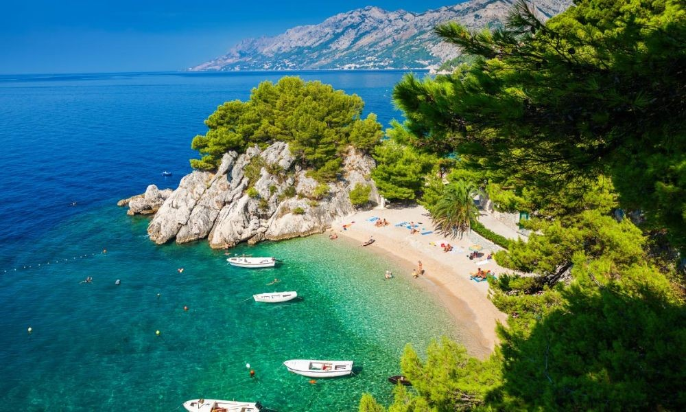 Best beaches in Dalmatia
