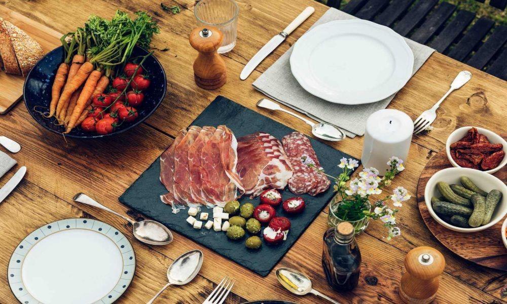 Top 10 jela u Hrvatskoj