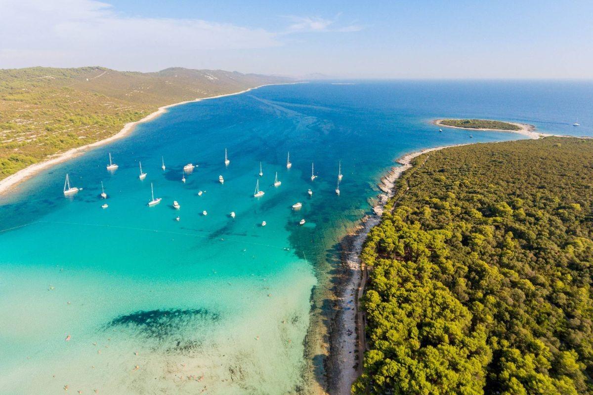 Top 5 most beautiful beaches in Croatia