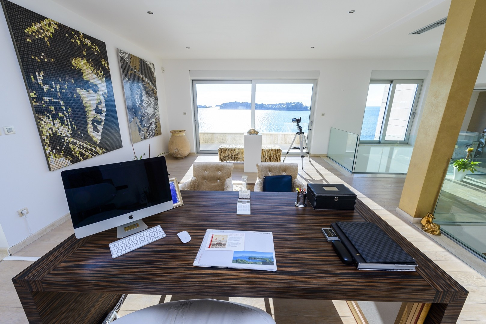 Luxurious Holiday Villas as the Ideal Home Office in Croatia