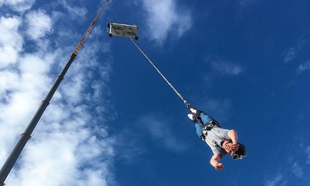 Der pure Adrenalinkick: Bungee Jumping in Kroatien