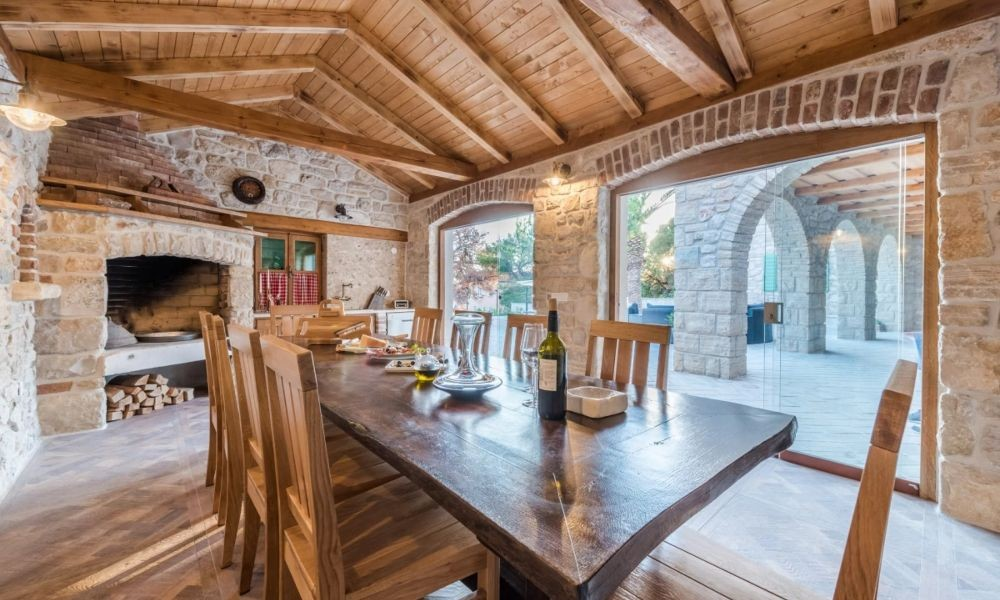 Top 10 Traditional Villas with a Pool in Croatia