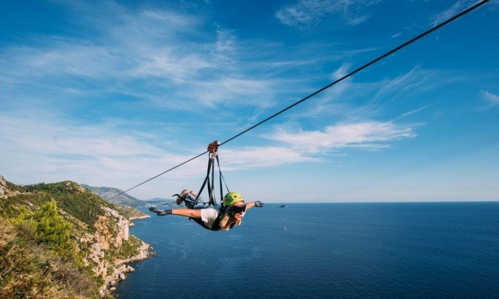 Top 10 Zip Lines in Croatia