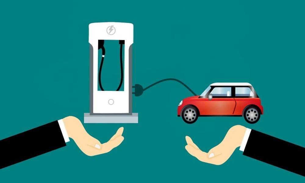 Ladestationen für Elektroautos in Dalmatien