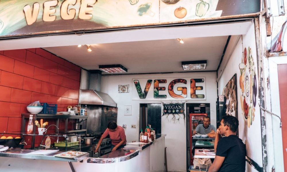 Vege Fast Food Bar in Split - Adriatic Luxury Villas