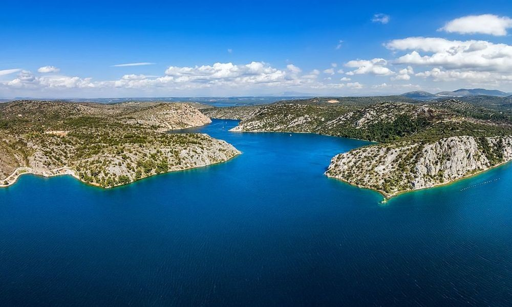 View on Krka National Park - Adriatic Luxury Villas