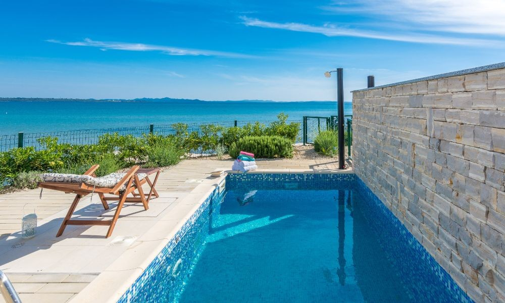 Villa Orchid in Privlaka near Zadar - Adriatic Luxury Villas