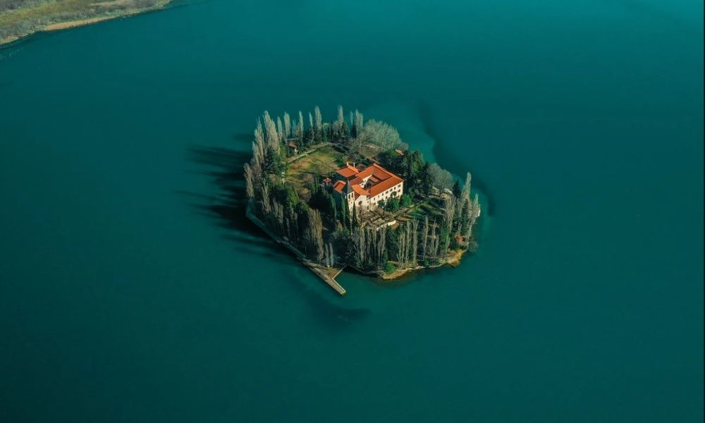Visovac Island - Adriatic Luxury Villas