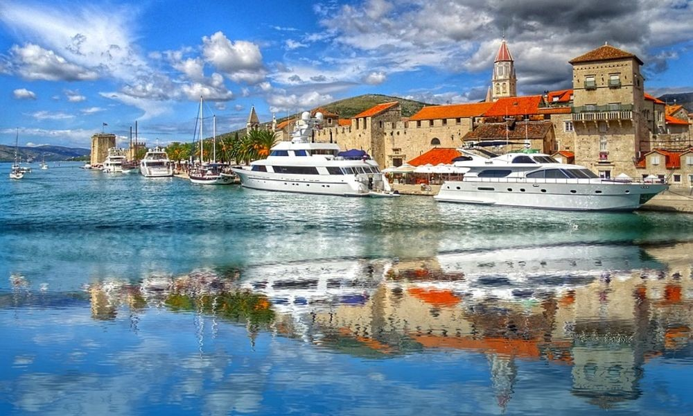 Trogir Sunshine in Croatia - Adriatic Luxury Villas