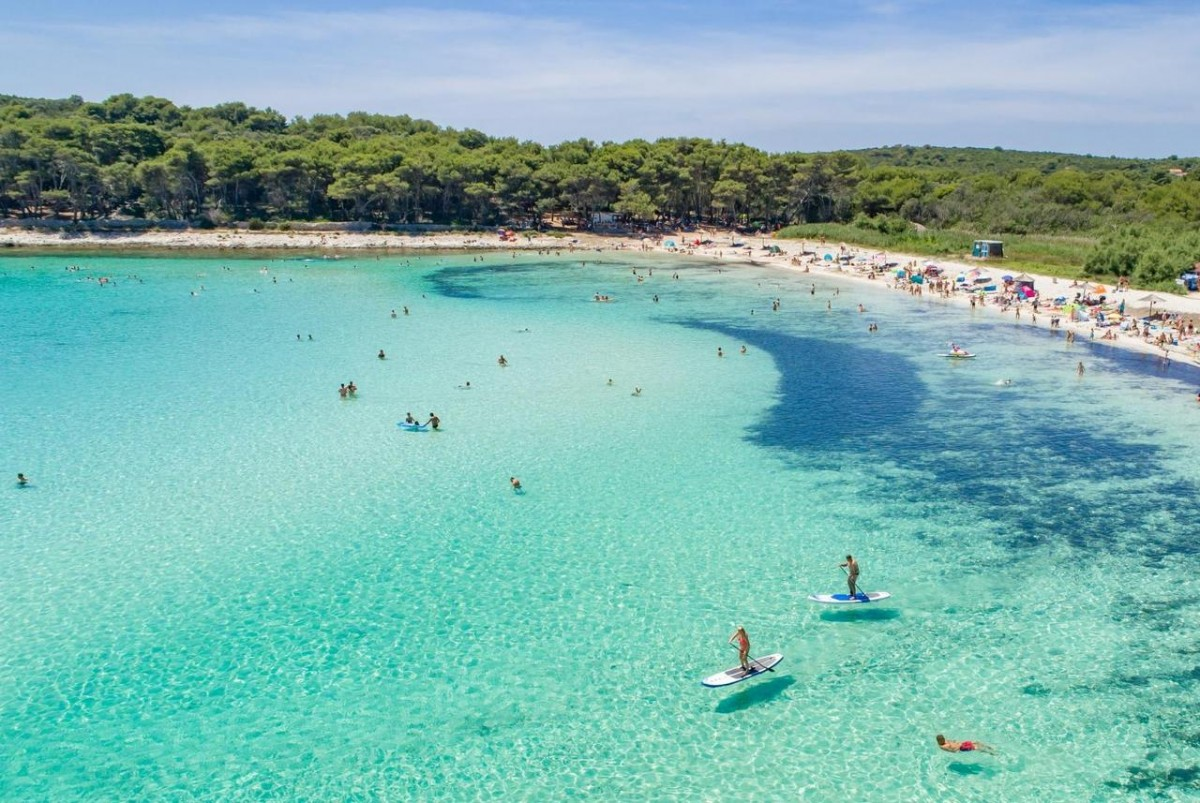 Sakarun Beach Dugi Otok - Adriatic Luxury Villas