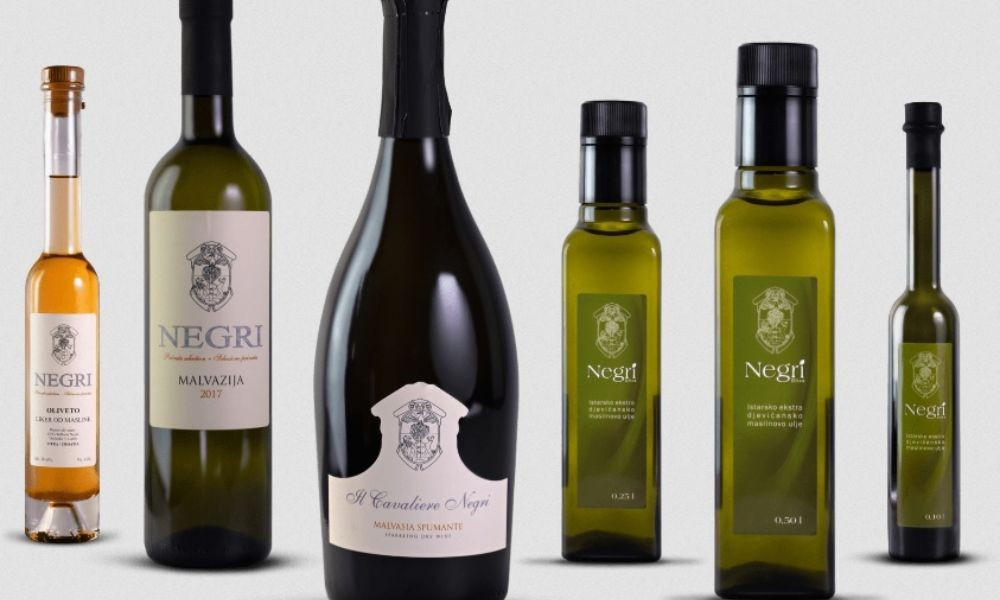 Negri Extra Virgin Olive Oil - Adriatic Luxury Villas