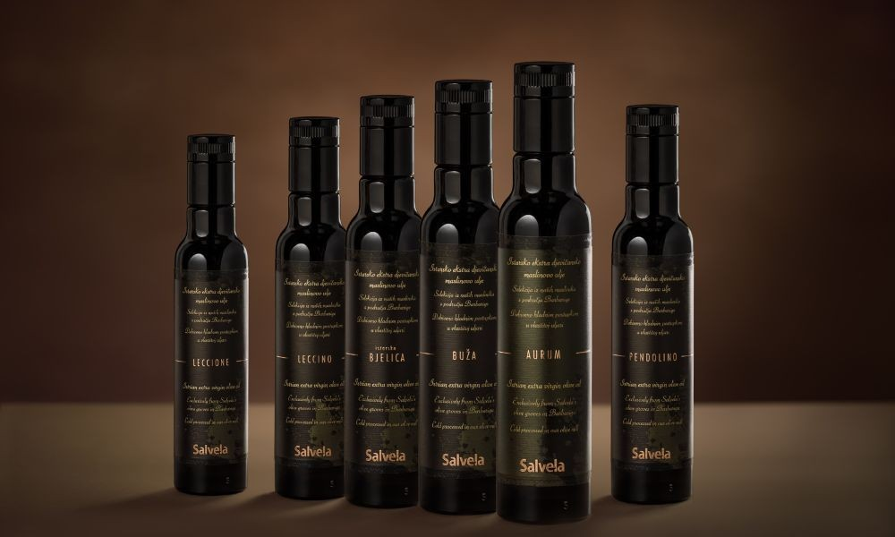 Salvela Extra Virgin Olive Oil - Adriatic Luxury Villas