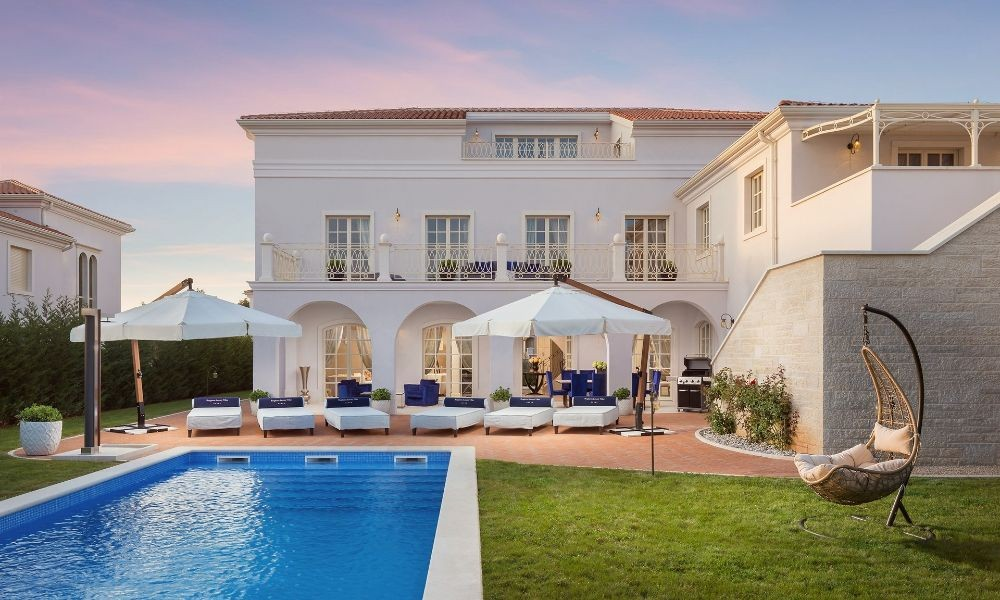 Villa Hermitage in Istria - Adriatic Luxury Villas
