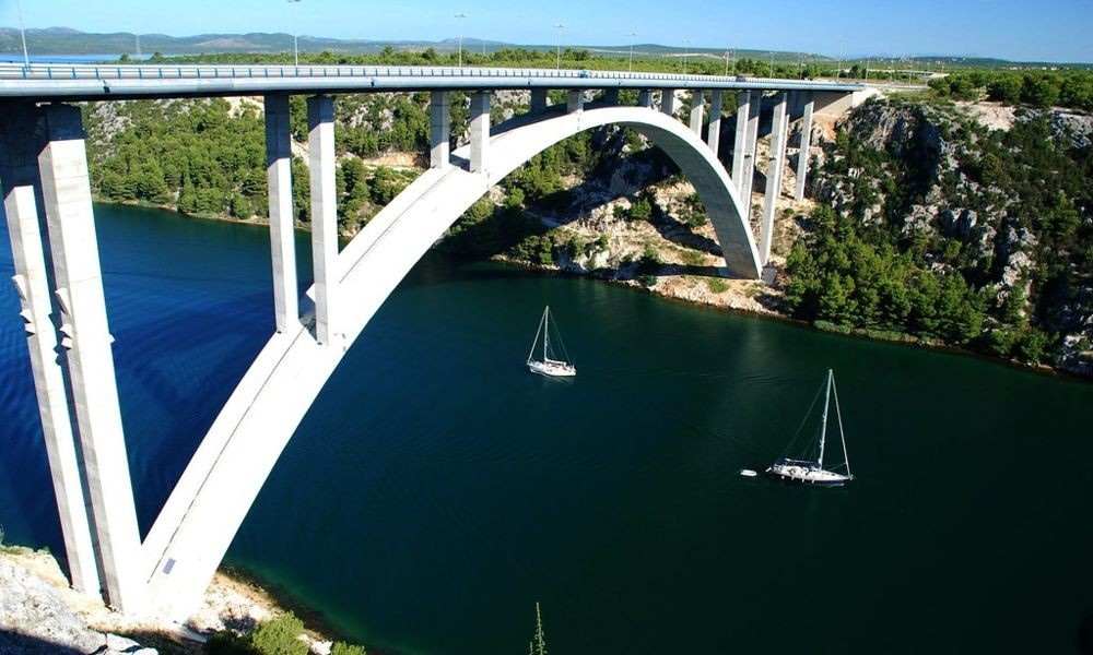 Skradin Bridge - Adriatic Luxury Villas