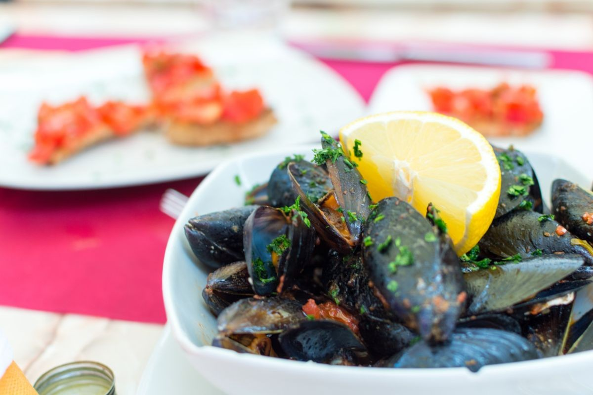 Mussels - Adriatic Luxury Villas