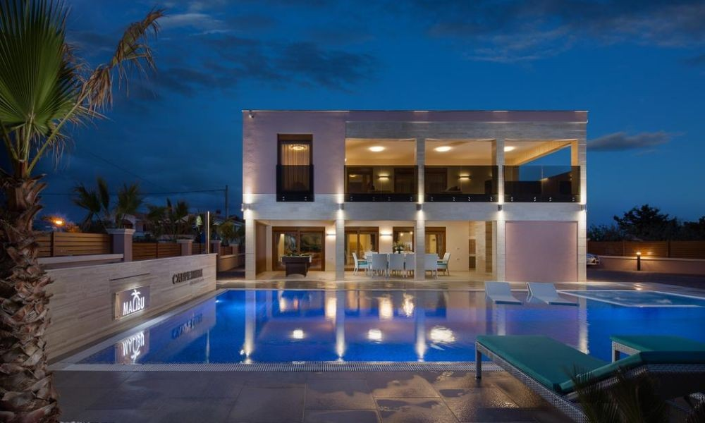 Villa Malibu Eclipse on Island Vir - Adriatic Luxury Villas