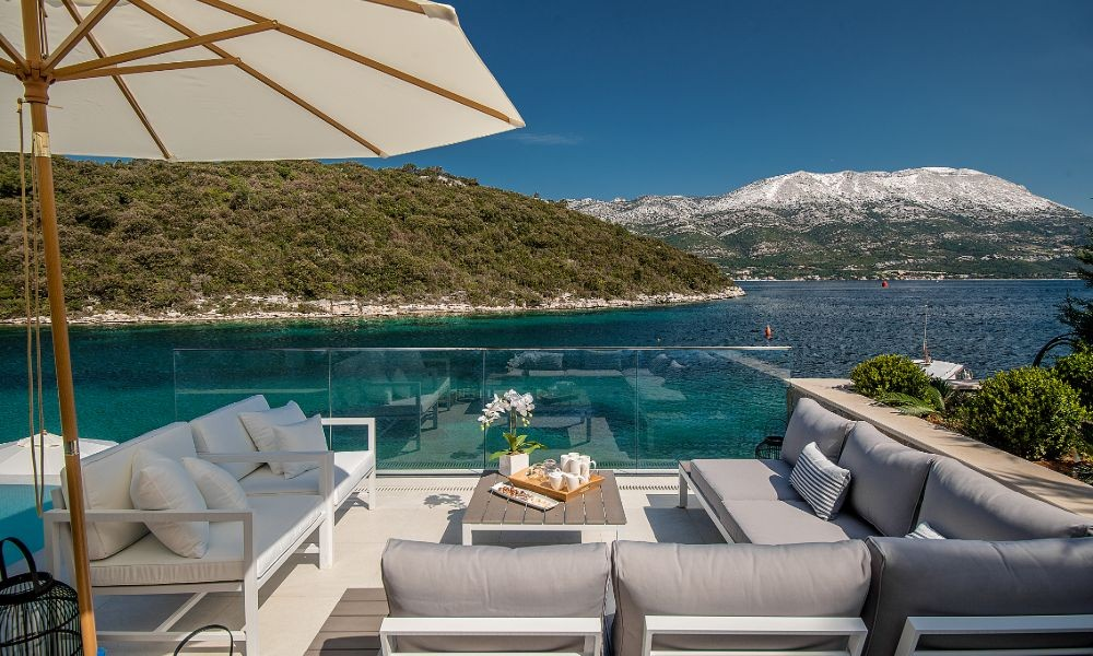 Villa Opus on Island of Korcula - Adriatic Luxury Villas