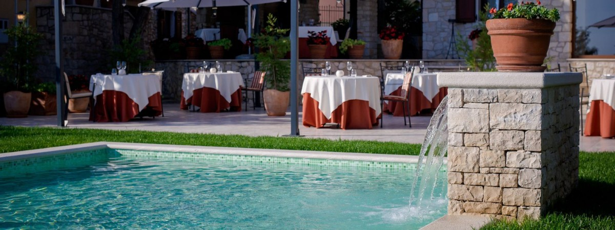 Restaurant San Rocco - Adriatic Luxury Villas