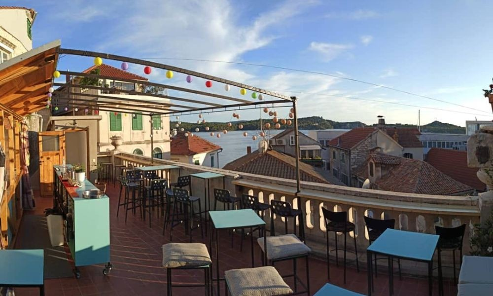 SHE Bio Bistro & Rooftop Bar in Šibenik - Adriatic Luxury Villas