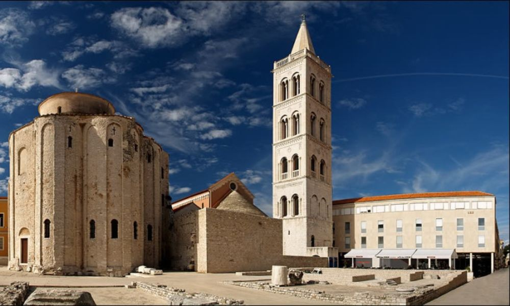St. Donatus Church in Zadar - Adriatic Luxury Villas