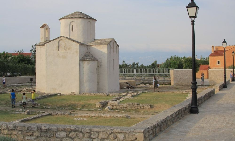 Church of the Holy Cross in Nin - Adriatic Luxury Villas