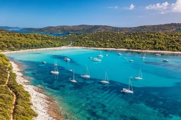 Sandy Beaches in Zadar Surroundings