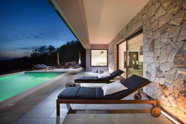 Villa Arsia - Labin, Istria