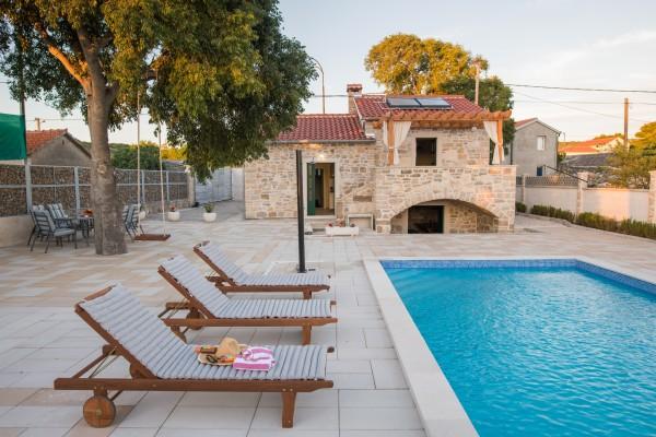 Villa Rozara - Šibenik, Dalmatia