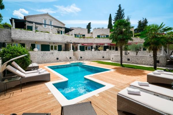Villa Diocletian's Palace - Split, Dalmatia